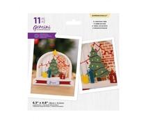 Gemini O' Christmas Tree Dimensionals Dies (GEM-MD-DIM-OCHT)