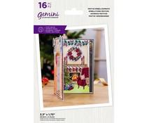 Gemini Festive Embellishments Stamp & Die (GEM-STD-FESTEMB)