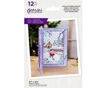 Gemini Woodland Embellishments Stamp & Die (GEM-STD-WOODEMB)