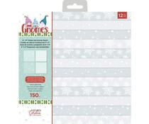 Crafter's Companion Gnomes 8x8 Inch Vellum Pad (NG-GN-VELPAD8)
