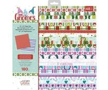 Crafter's Companion Gnomes 12x12 Inch Paper Pad (NG-GN-PAD12)