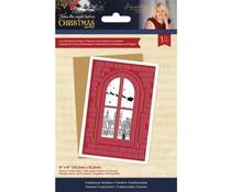 Crafter's Companion Twas the Night Before Christmas Cut & Emboss Folder Traditional Window (S-TNBC-CEF-TRWI)