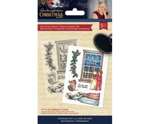Crafter's Companion Twas the Night Before Christmas Clear Stamps Christmas Eve (S-TNBC-ST-CHEVE)