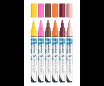 Schneider Acryl Marker Paint-it 310 2mm (6pcs) (S-120197)