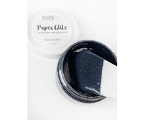 Picket Fence Studios Paper Glitz Black Rainbow 1.9 oz (PGZ-108)