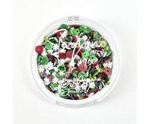 Picket Fence Studios A Snowy Season Sequin Mix (SQC-116)