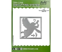Picket Fence Studios Angel Slim Line 4x4 Inch Die Cutting System Insert (SDCS-125)