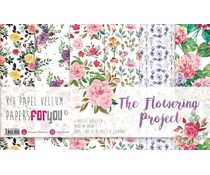 Papers For You The Flowering Project Vellum Paper Pack (6pcs) (PFY-3224)