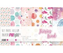 Papers For You Fairies Land Vellum Paper Pack (6pcs) (PFY-4200)