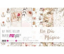 Papers For You Ninas Un Dia Magico Vellum Paper Pack (6pcs) (PFY-3662)