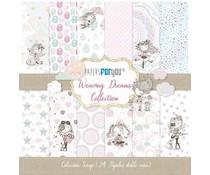 Papers For You Weaving Dreams Mini Scrap Paper Pack (24pcs) (PFY-2821)