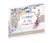 Papers For You The Most Wonderful Time Die Cuts (PFY-3270)