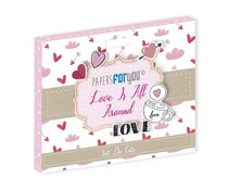 Papers For You Love Is All Around Die Cuts (PFY-3130)