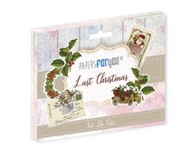 Papers For You Last Christmas Die Cuts (PFY-3122)