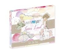 Papers For You Fairies Land Die Cuts (PFY-4133)