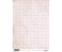 Papers For You Rico Rico Y Con Fundamento A4 Rice Paper (6 pcs) (PFY-2107)