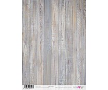 Papers For You Paneles De Madera Veteada Vertical A4 Rice Paper (6 pcs) (PFY-2527)