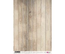 Papers For You Paneles De Madera Naturales A4 Rice Paper (6 pcs) (PFY-2525)