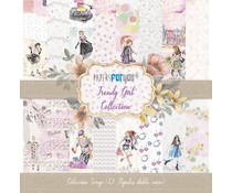 Papers For You Trendy Girl Scrap Paper Pack (12pcs) (PFY-1553)