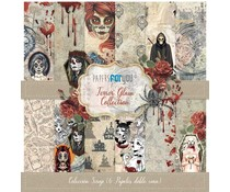 Papers For You Terror Glam Scrap Paper Pack (6pcs) (PFY-2574)