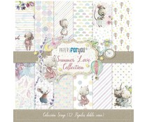 Papers For You Summer Love Scrap Paper Pack (12pcs) (PFY-3053)