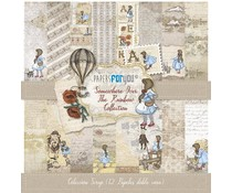Papers For You Somewhere Over The Rainbow Scrap Paper Pack (12pcs) (PFY-1648)