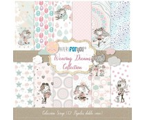 Papers For You Weaving Dreams Scrap Paper Pack (12pcs) (PFY-2808)