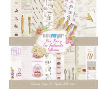 Papers For You Rico Rico Y Con Fundamento Scrap Paper Pack (12pcs) (PFY-1325)