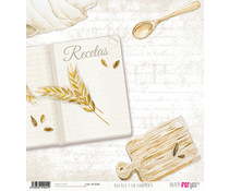Papers For You Rico Rico Y Con Fundamento Rice Paper (6 pcs) (PFY-2045)
