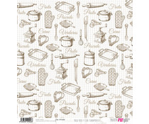 Papers For You Rico Rico Y Con Fundamento Rice Paper (6 pcs) (PFY-2046)