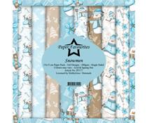 Paper Favourites Snowmen 6x6 Inch Paper Pack (PF177)
