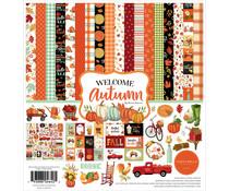 Carta Bella Welcome Autumn 12x12 Inch Collection Kit (CBWA138016)
