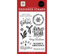 Carta Bella I Believe Clear Stamps (CBHFC139044)