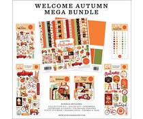 Carta Bella Welcome Autumn Mega Bundle (CBWA138050)