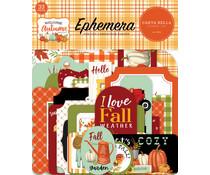 Carta Bella Welcome Autumn Ephemera (CBWA138024)