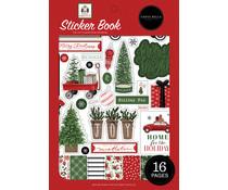 Carta Bella Home For Christmas Sticker Book (CBHFC139029)
