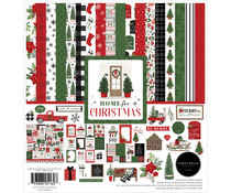 Carta Bella Home For Christmas 12x12 Inch Collection Kit (CBHFC139016)