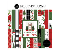 Carta Bella Home For Christmas 6x6 Inch Paper Pad (CBHFC139023)