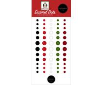 Carta Bella Home For Christmas Enamel Dots (CBHFC139028)