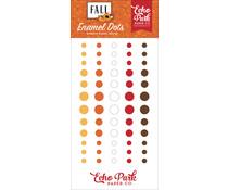 Echo Park Fall Enamel Dots (FAL251028)