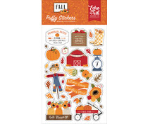Echo Park Fall Puffy Stickers (FAL251066)