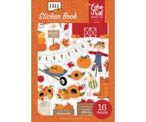 Echo Park Fall Sticker Book (FAL251029)
