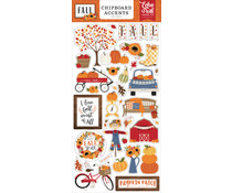 Echo Park Fall Chipboard Accents (FAL251021)