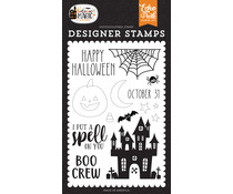 Echo Park Spell On You Clear Stamps (HMA249043)