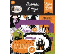 Echo Park Halloween Magic Frames & Tags (HMA249025)