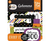 Echo Park Halloween Magic Ephemera (HMA249024)