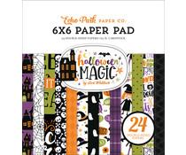 Echo Park Halloween Magic 6x6 Inch Paper Pad (HMA249023)