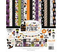 Echo Park Halloween Magic 12x12 Inch Collection Kit (HMA249016)