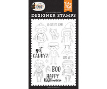 Echo Park Got Candy Clear Stamps (HMA249044)