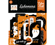 Echo Park Halloween Party Ephemera (HP250024)